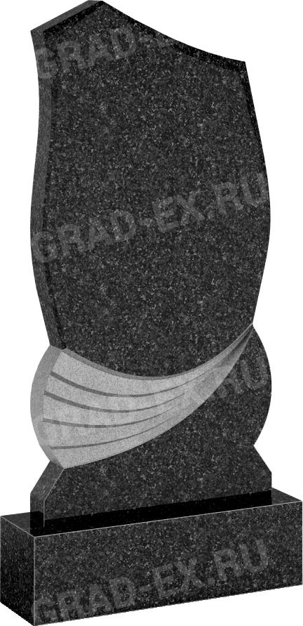 Памятник из гранита (арт: 075)