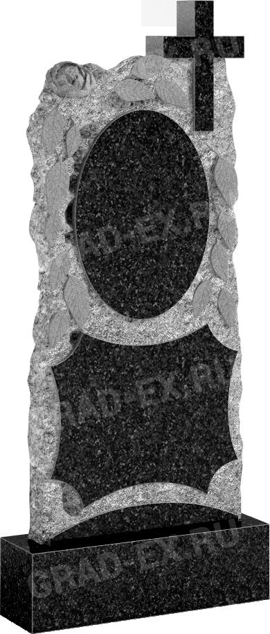 Памятник из гранита (арт: 080)