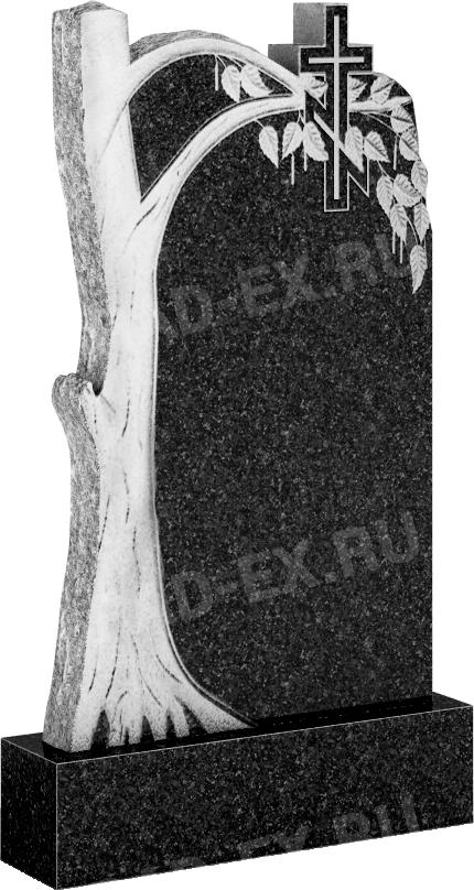 Памятник из гранита (арт: 092)