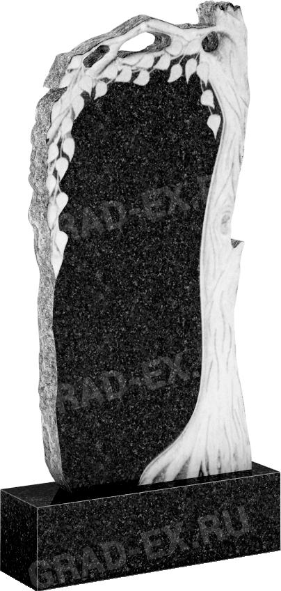 Памятник из гранита (арт: 095)