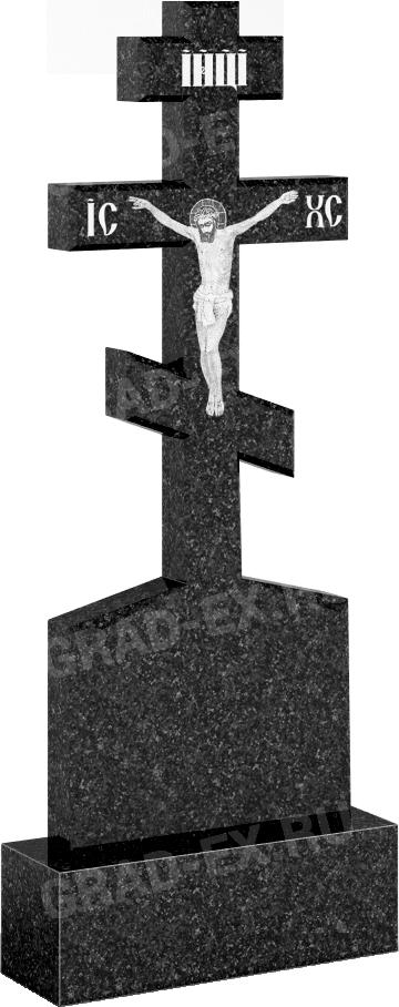 Крест из гранита (арт: 130)