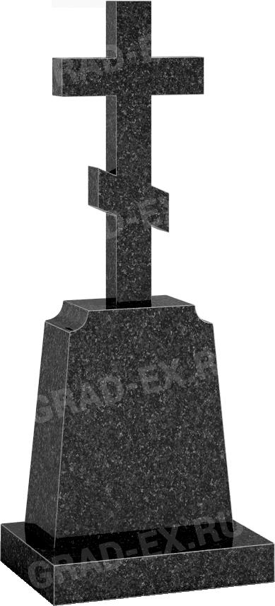 Крест из гранита (арт: 131)