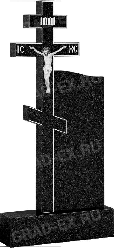 Крест из гранита (арт: 137)