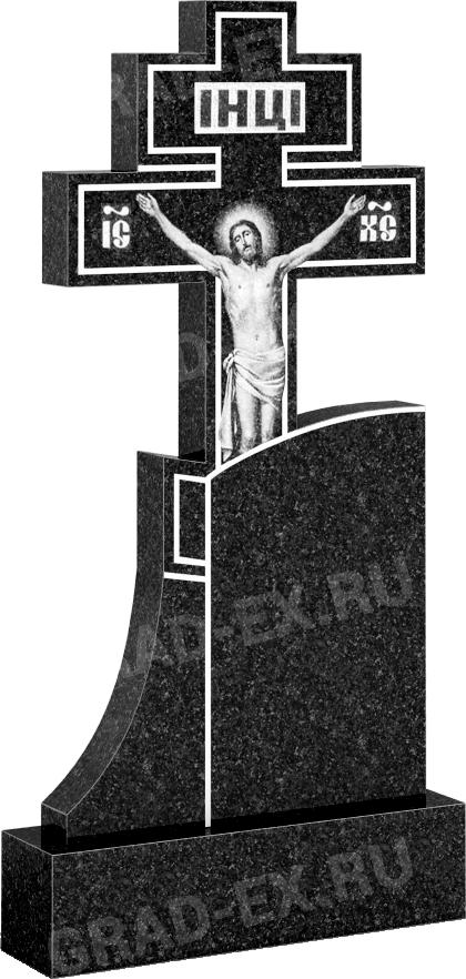 Крест из гранита (арт: 138)