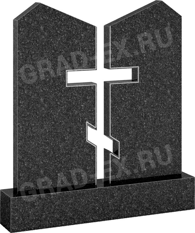 Крест из гранита (арт: 141)