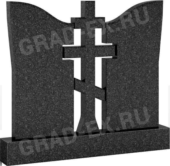 Крест из гранита (арт: 145)