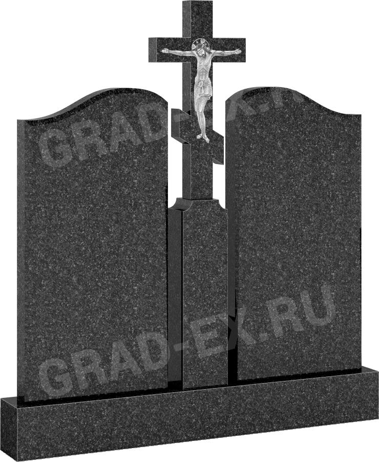 Крест из гранита (арт: 149)