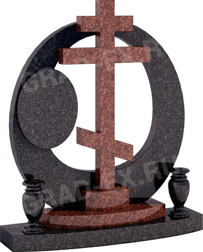 Крест из гранита (арт: 152)