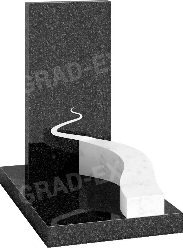 Памятник из гранита (арт: 165)
