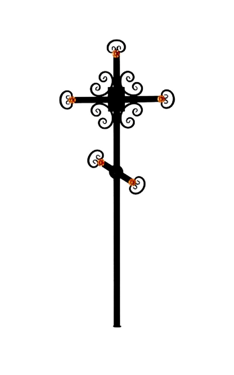 Крест Премиум класса №В-17