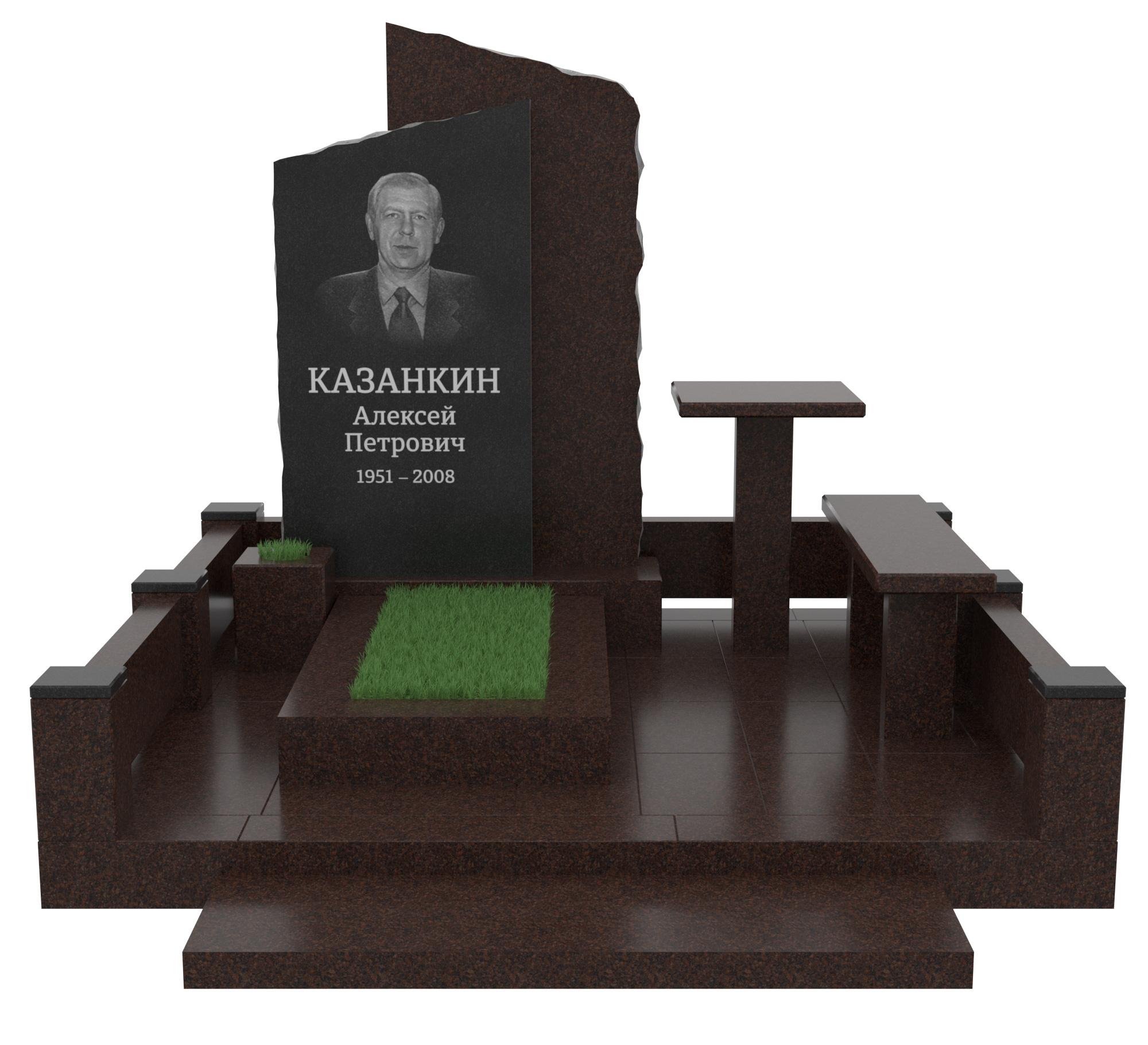 Комплекс Карельский гранит К_63