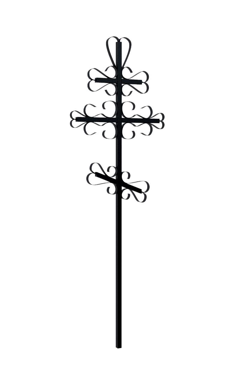 Крест ажурный Эконом класса №44