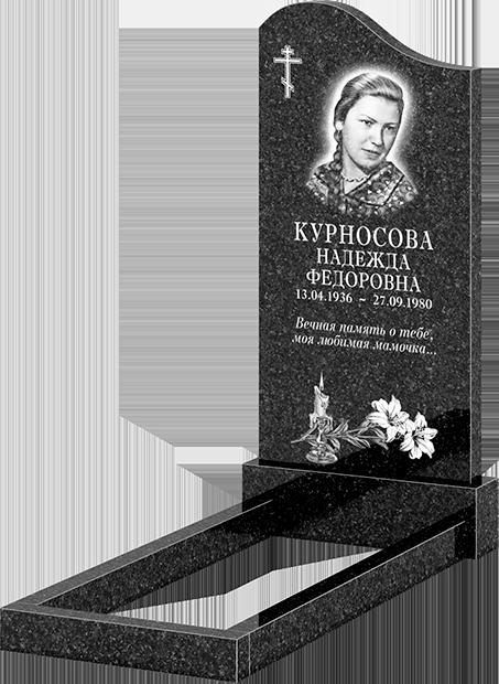 Комплект памятника 100х50х6 (арт: 100х50)