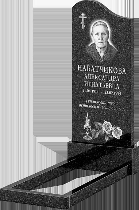 Комплект памятника (арт: 110х50)